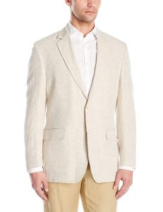 Beach formal men's wedding attire