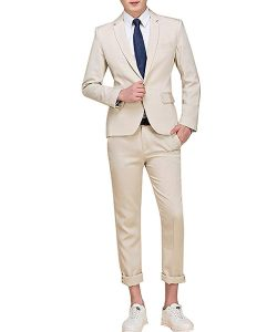 casual mens beach wedding attire