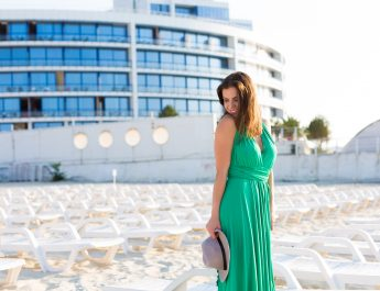 beach wedding guest dresses plus size