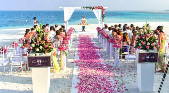 what to wear to a casual beach wedding